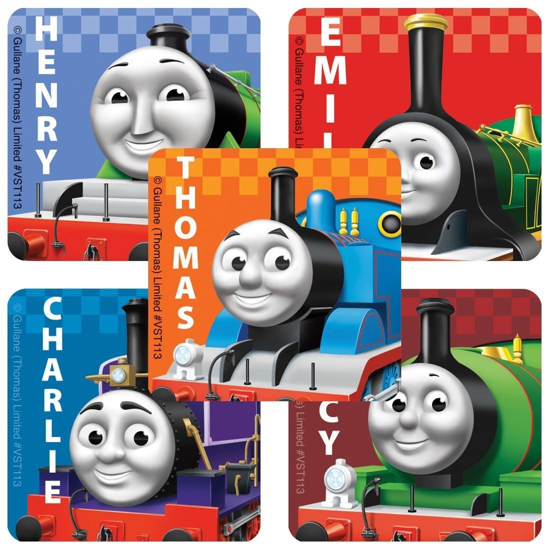 Thomas the Train ValueStickers  [image]