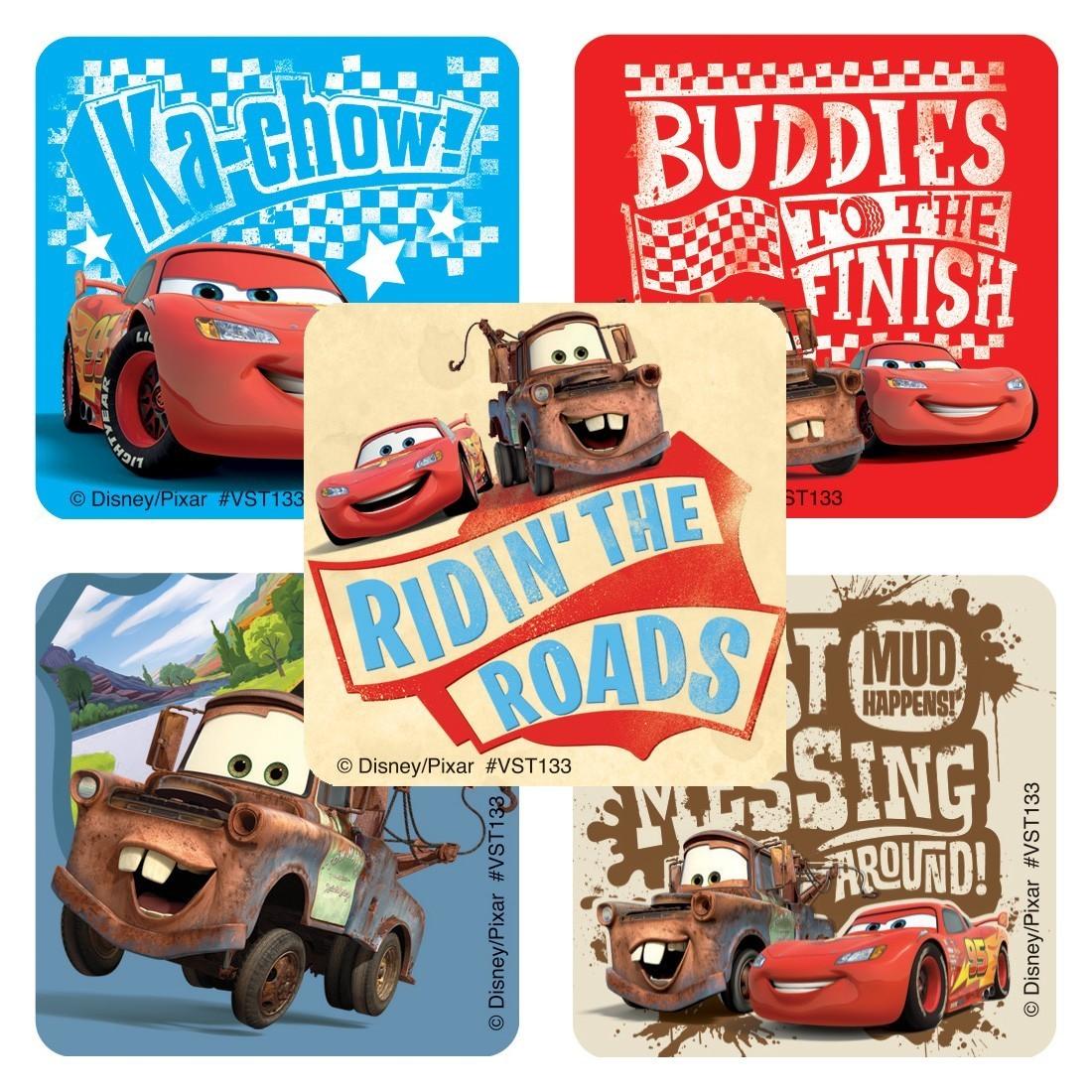 Disney*Pixar Cars ValueStickers [image]