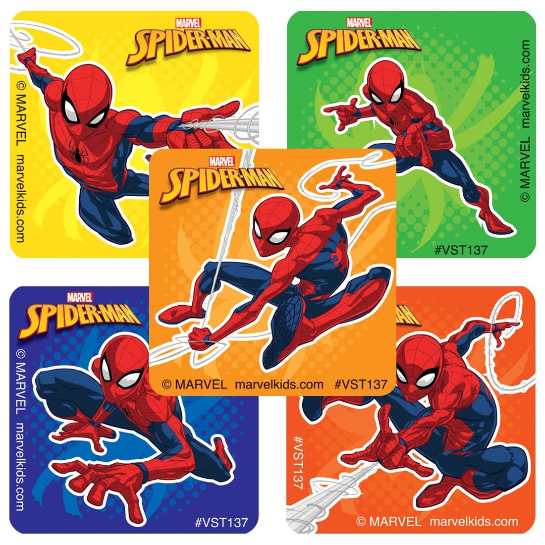 Spider-Man™ ValueStickers [image]