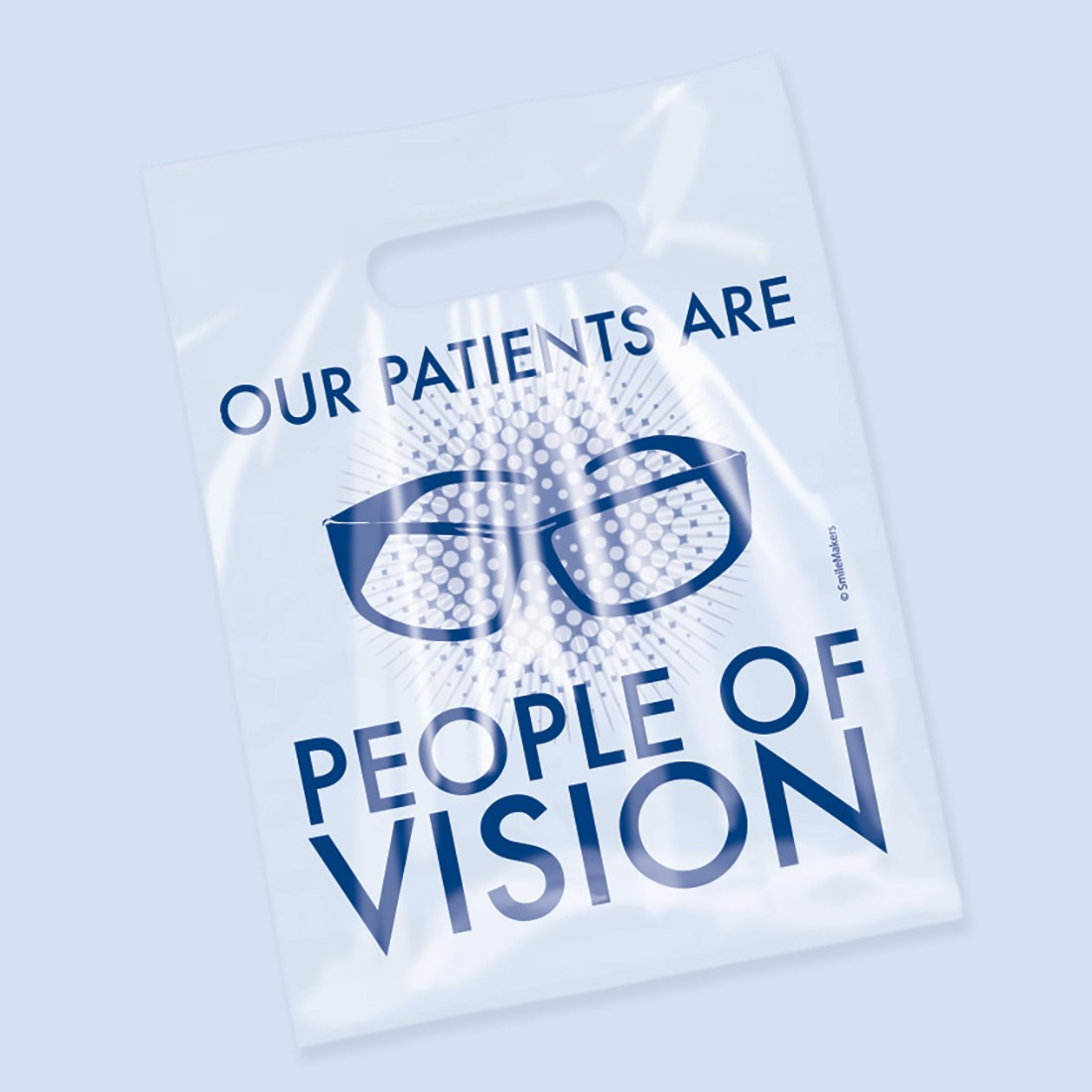 Clear People of Vision Bags                        [image]