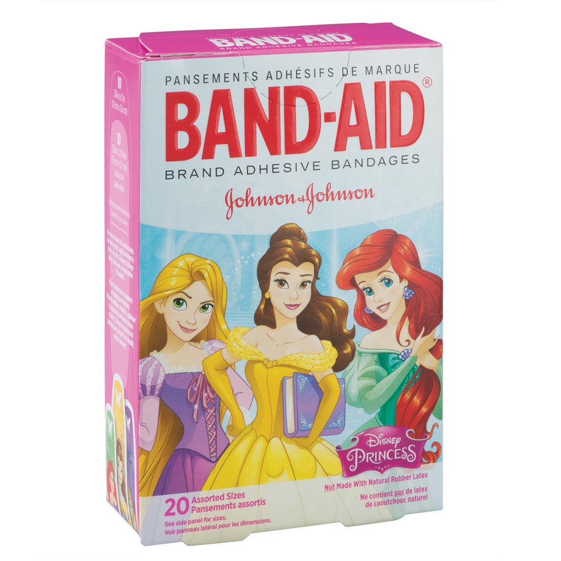 Band-Aid® Disney Princess Bandages [image]