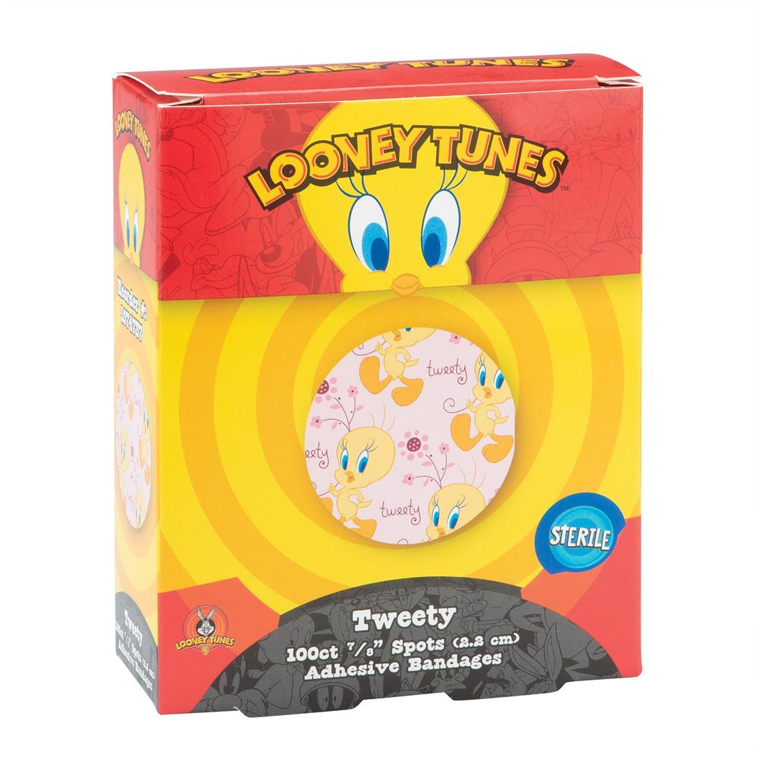 Looney Tunes® Tweety Spot Bandages [image]