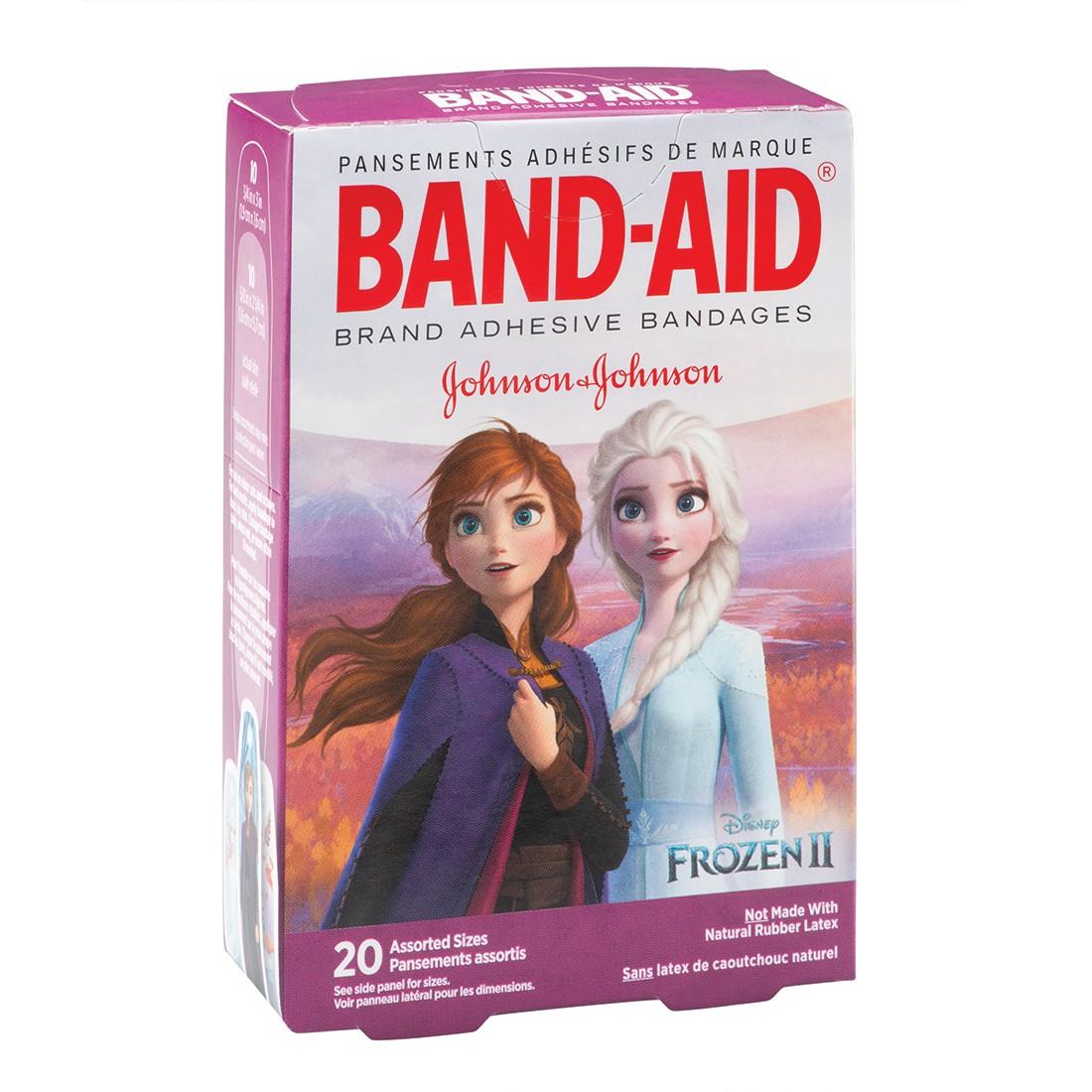 Disney Frozen II Bandages [image]
