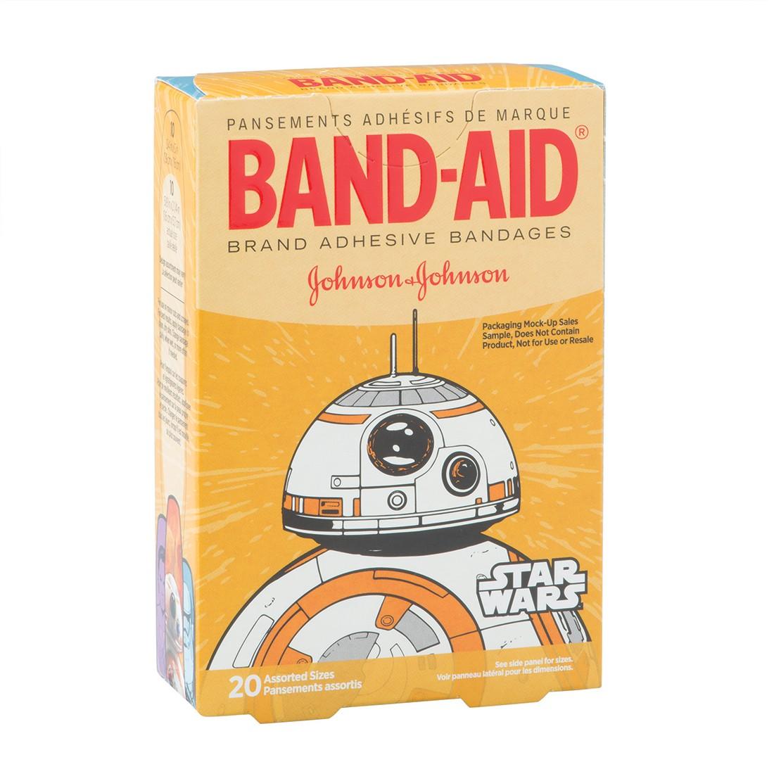 Band-Aid® Star Wars Bandages [image]