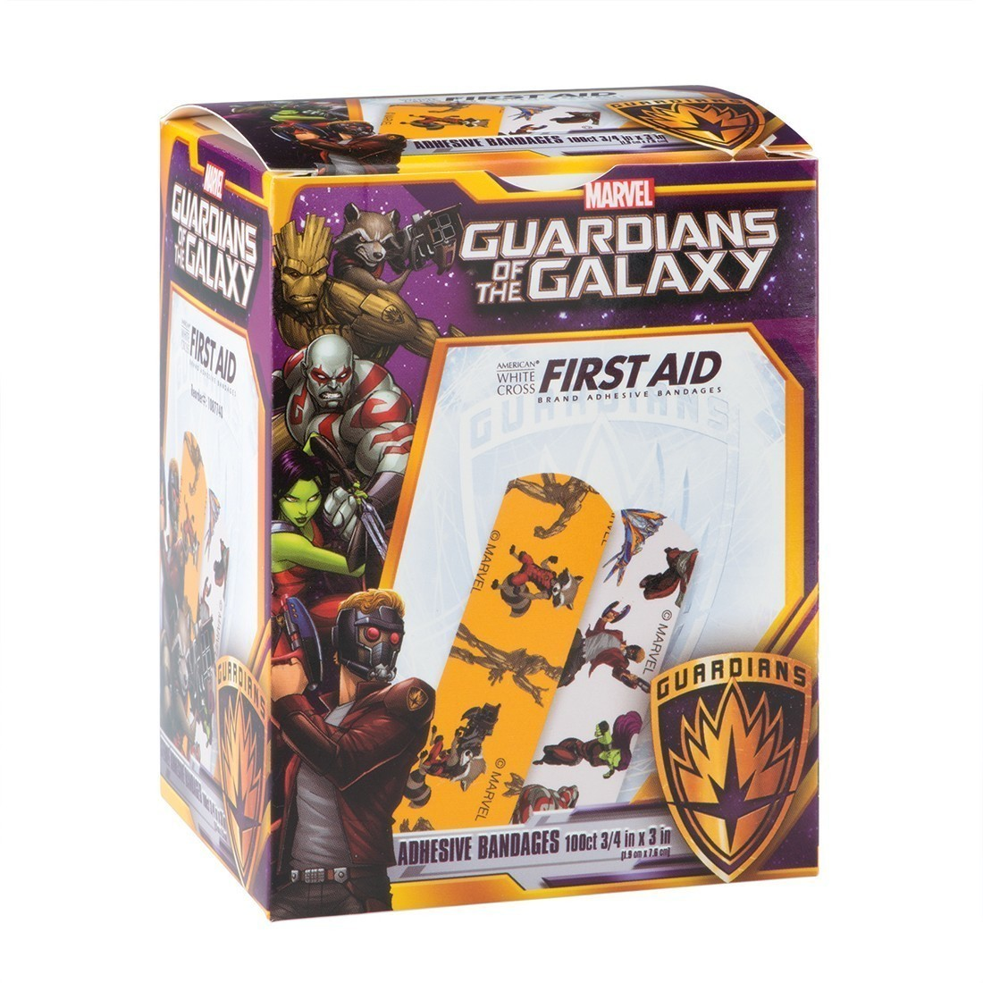 First Aid Guardians of the Galaxy Bandages  [image]