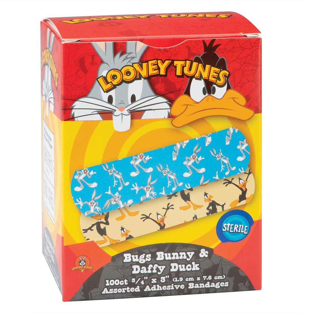 Case Looney Tunes® Bugs and Daffy Bandages [image]
