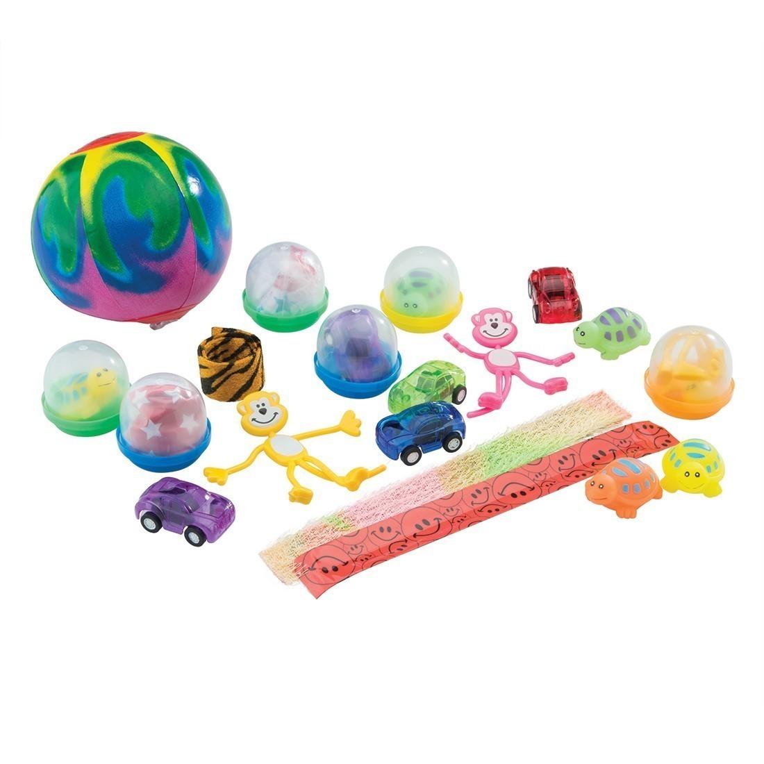 """Premium Toy Mix in 2"""" Capsules  [image]"""