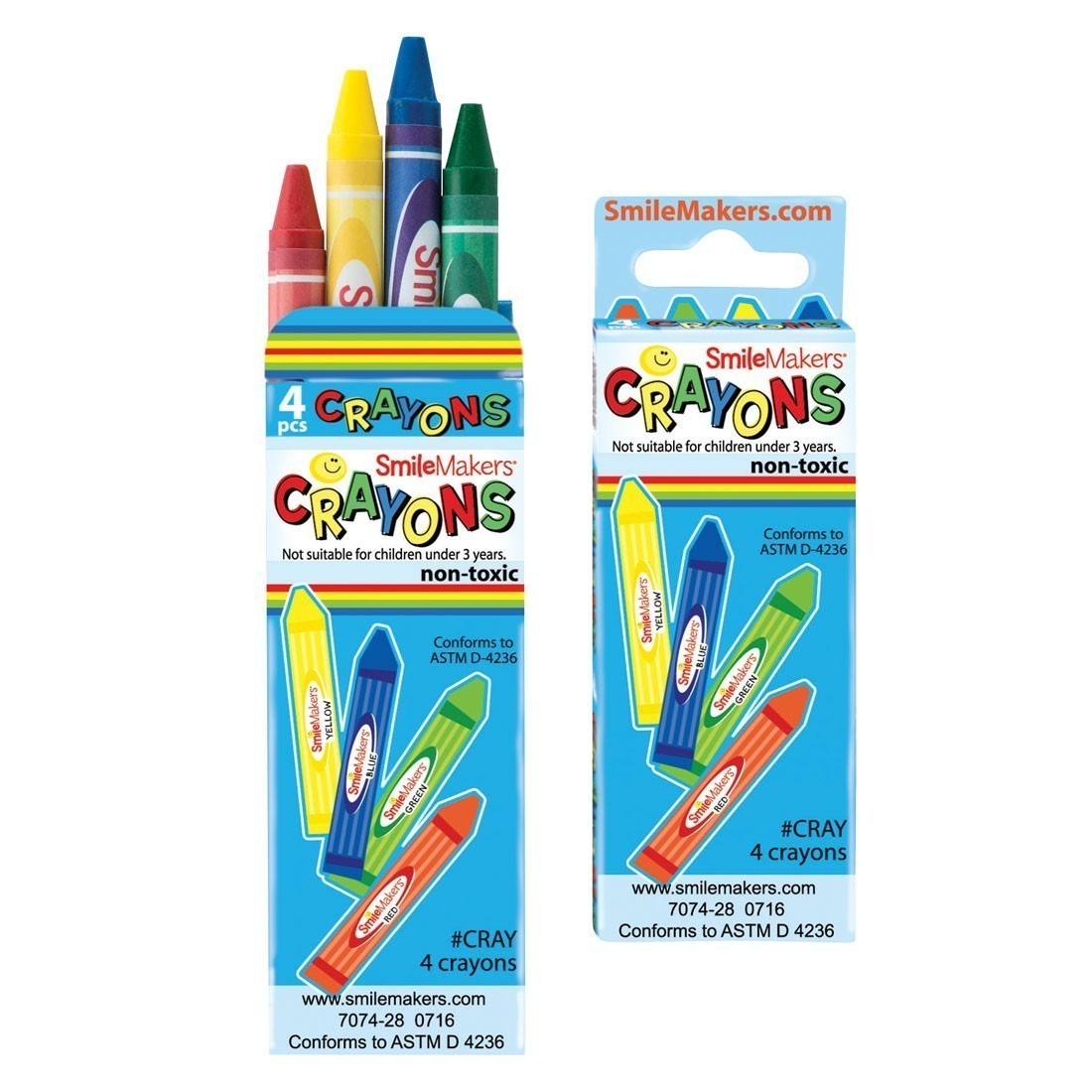 SmileMakers Crayons [image]