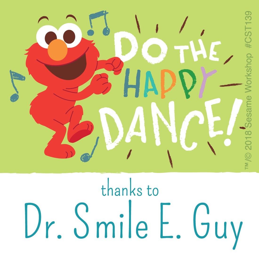 Custom Sesame Street Elmo Stickers [image]