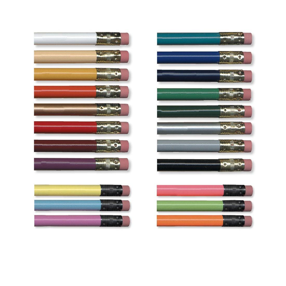 Custom Regular and Neon Pencils [image]