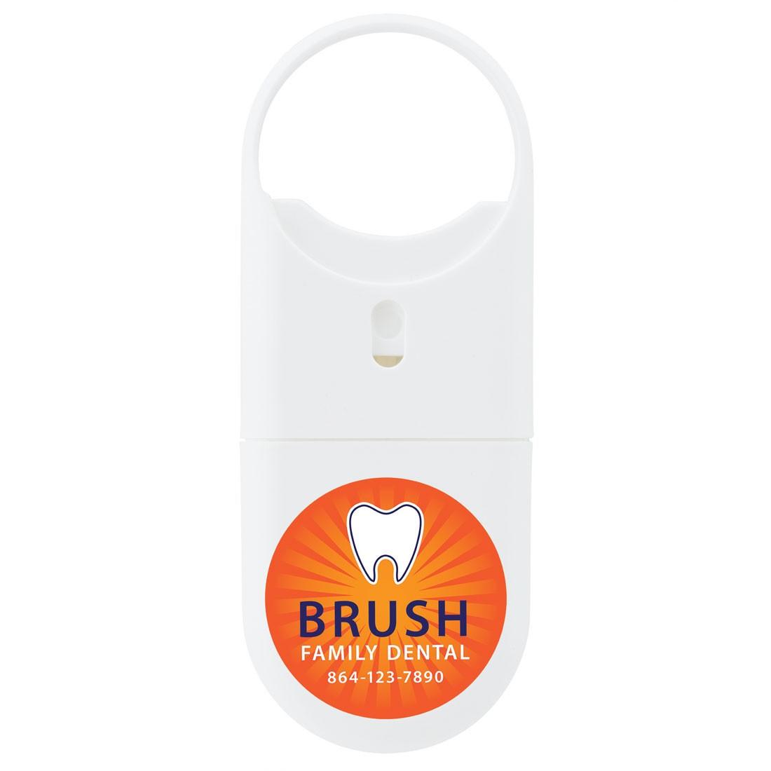 Custom SmileCare Spray Hand Sanitizer - Full Color [image]