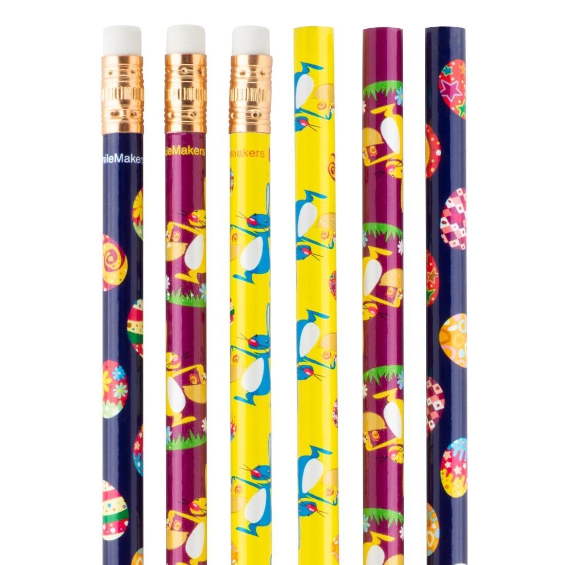 Bunny & Egg Pencils   [image]