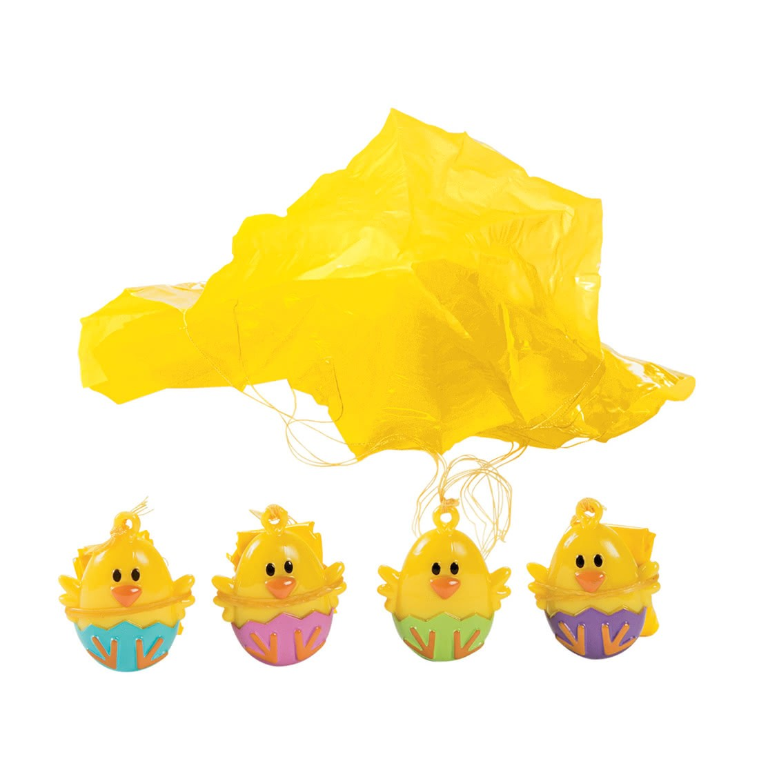 Easter Chick Paratroopers  [image]