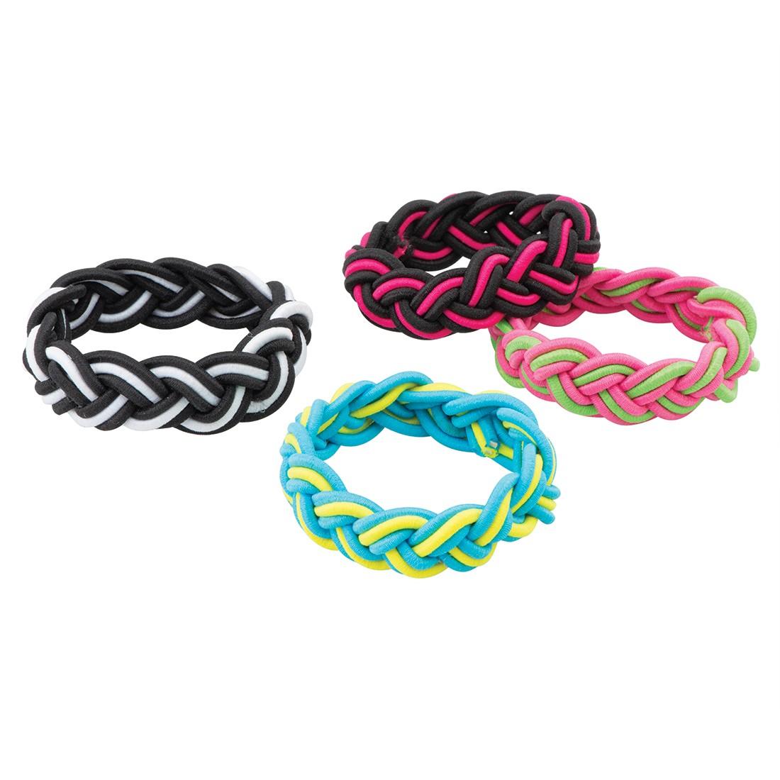 Braided Elastic Bracelets [image]