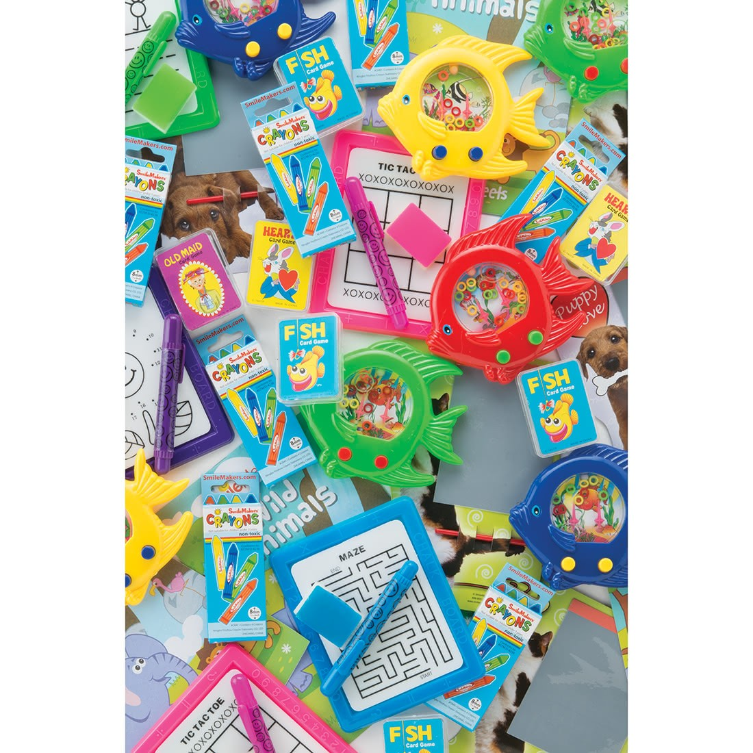 Kids Activity Treasure Chest Refill [image]