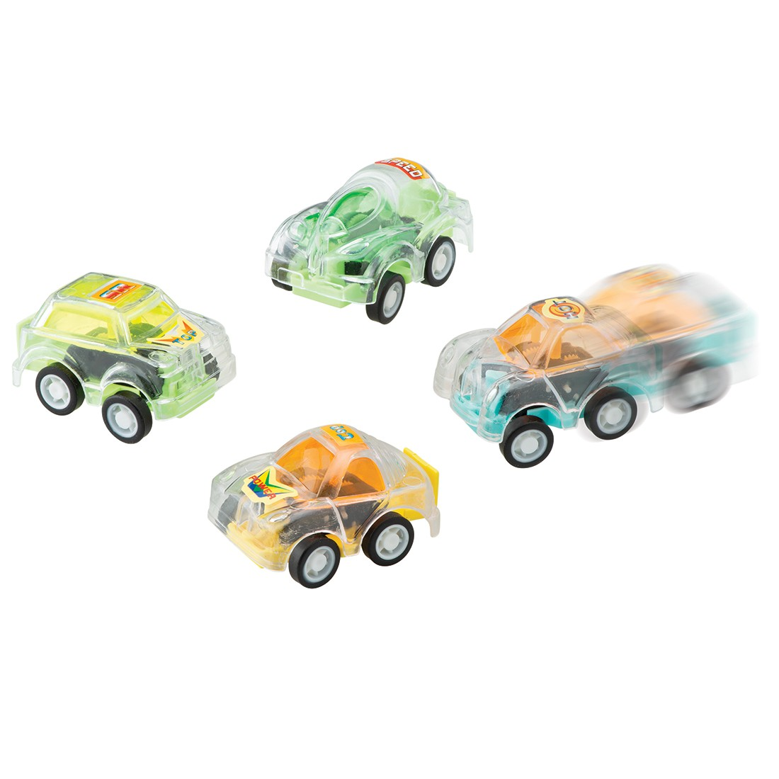 Clear Pullback Cars [image]