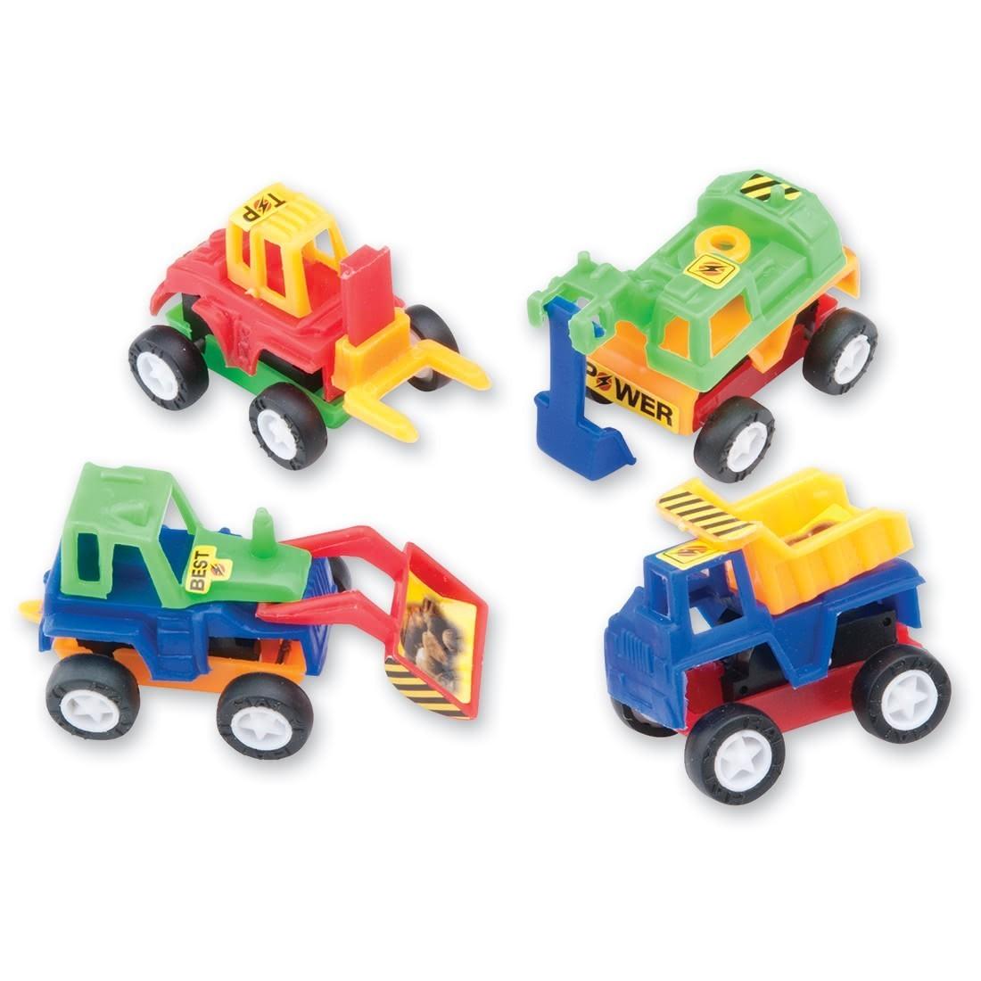 Pullback Work Trucks [image]