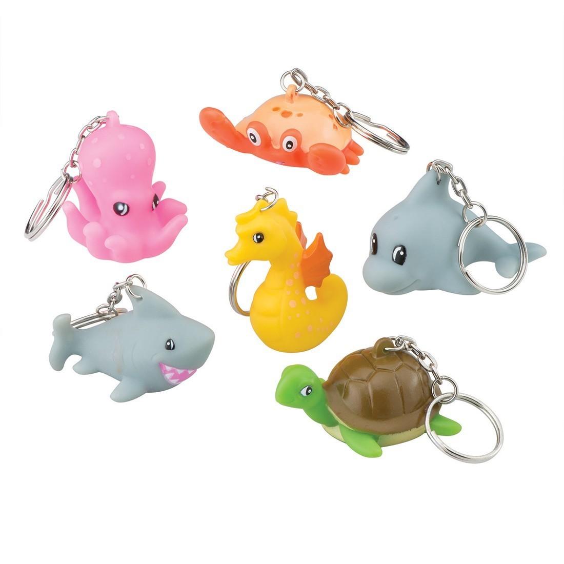 Sea Life Pals Backpack Pulls [image]