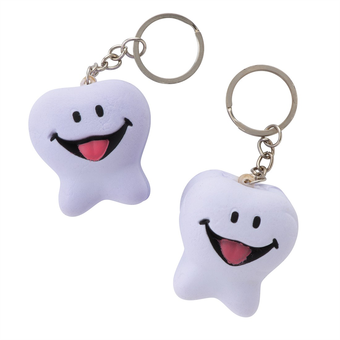 Squishie Happy Tooth Backpack Pulls [image]