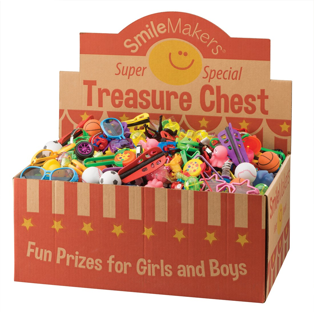 Super Sized Value Treasure Chest [image]