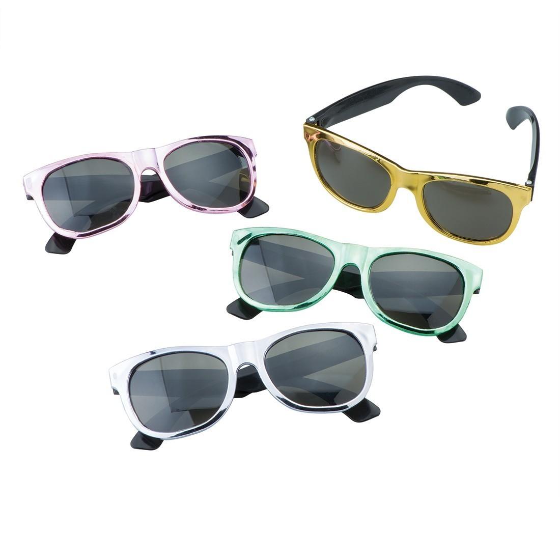 Standard Metallic Sunglasses [image]
