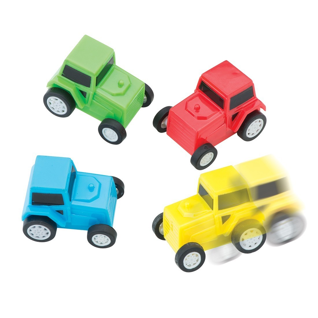 Pullback Neon Tractors   [image]