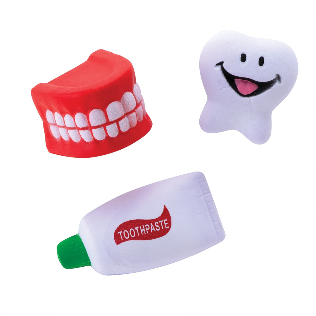 Squishie Dental Items [image]