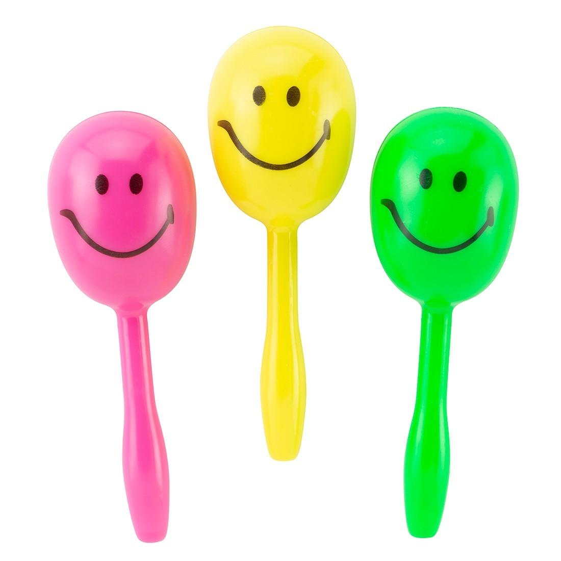 Smiley Maracas [image]