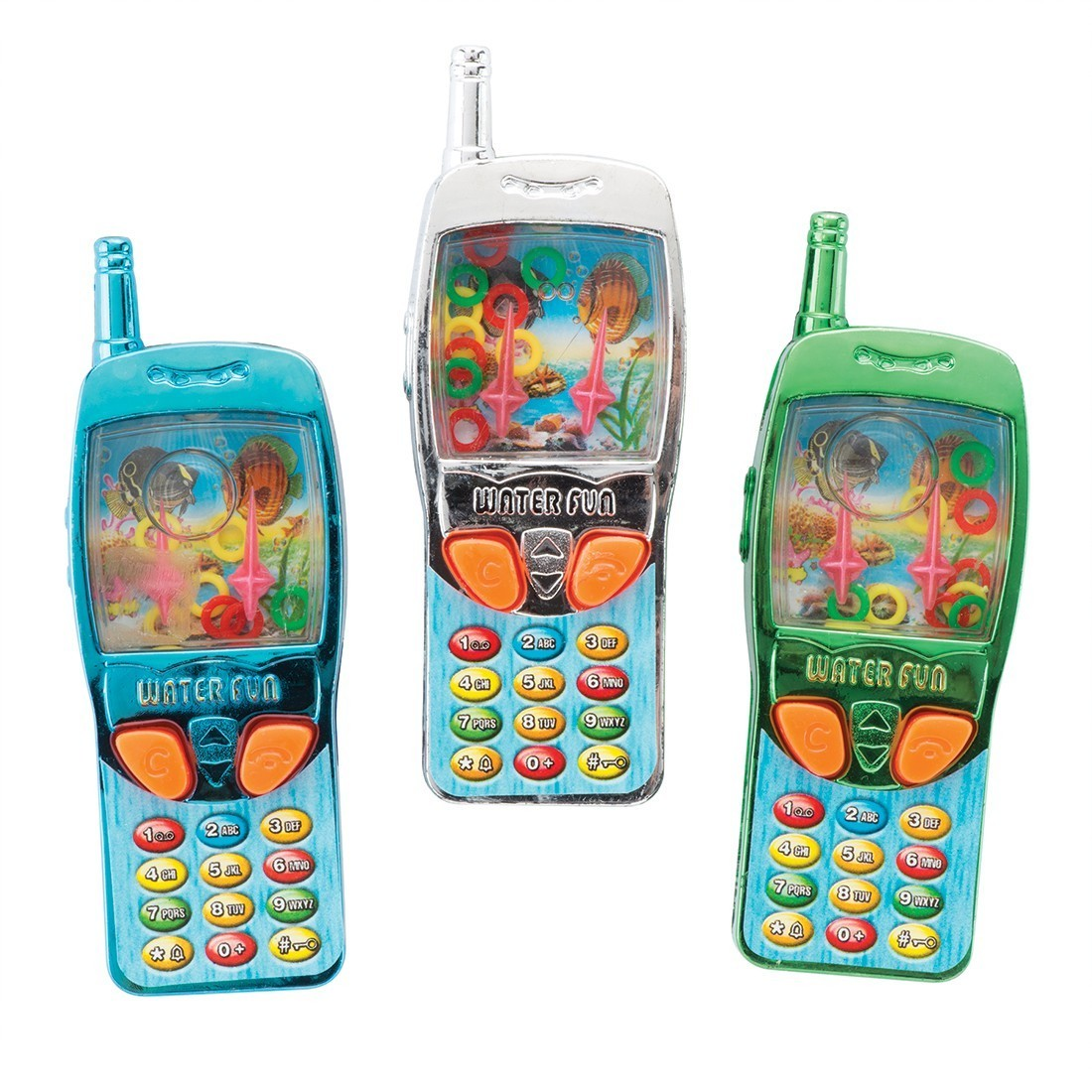 Cell Phone Water Games [image]