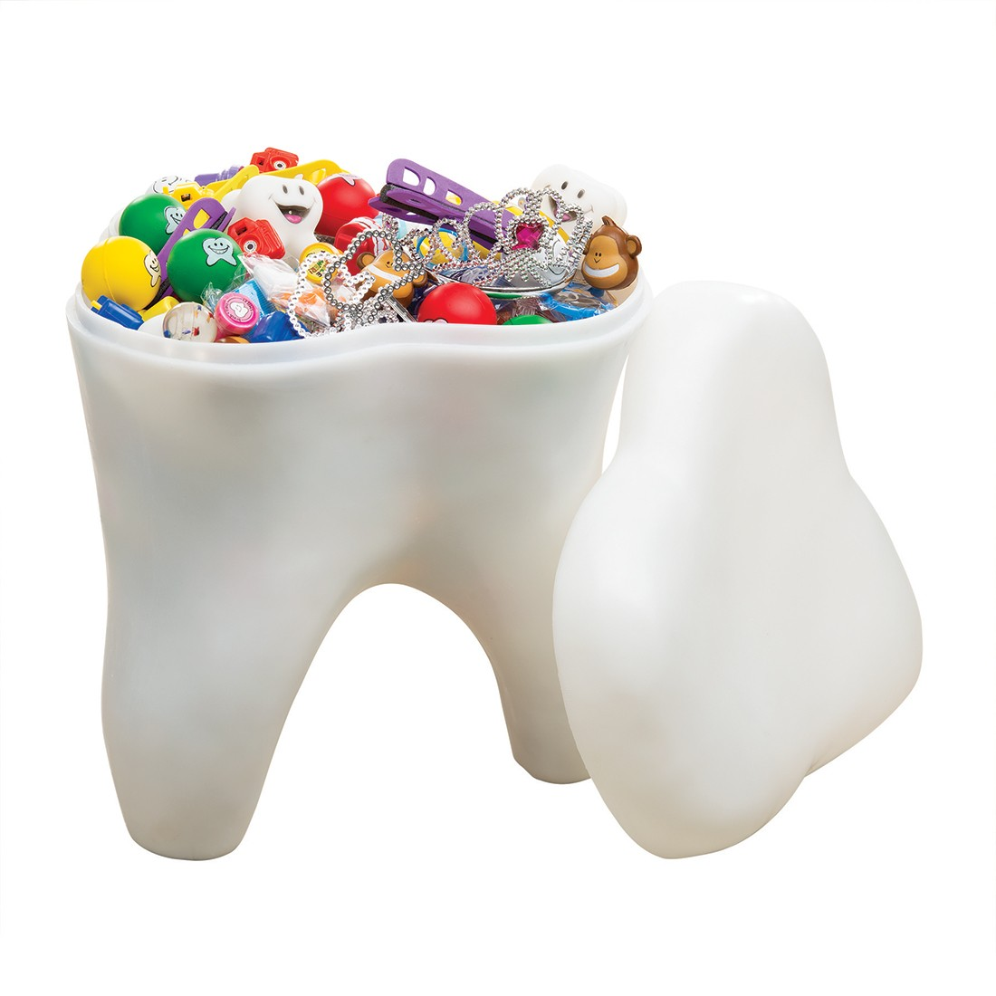Tooth Stool Treasure Chest [image]