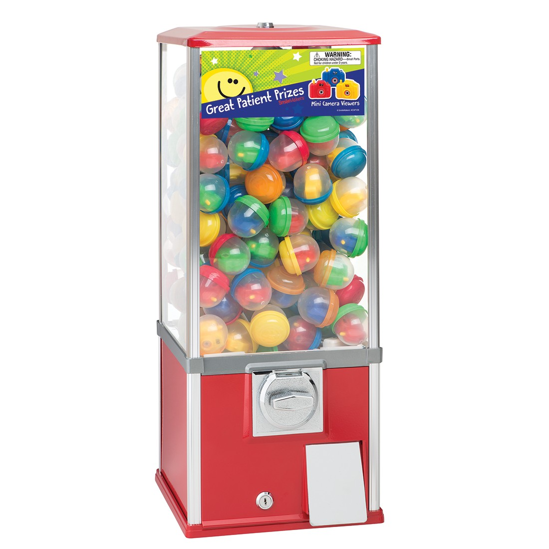 "SmileMakers Classic 25"" Toy Vending Machine [image]"