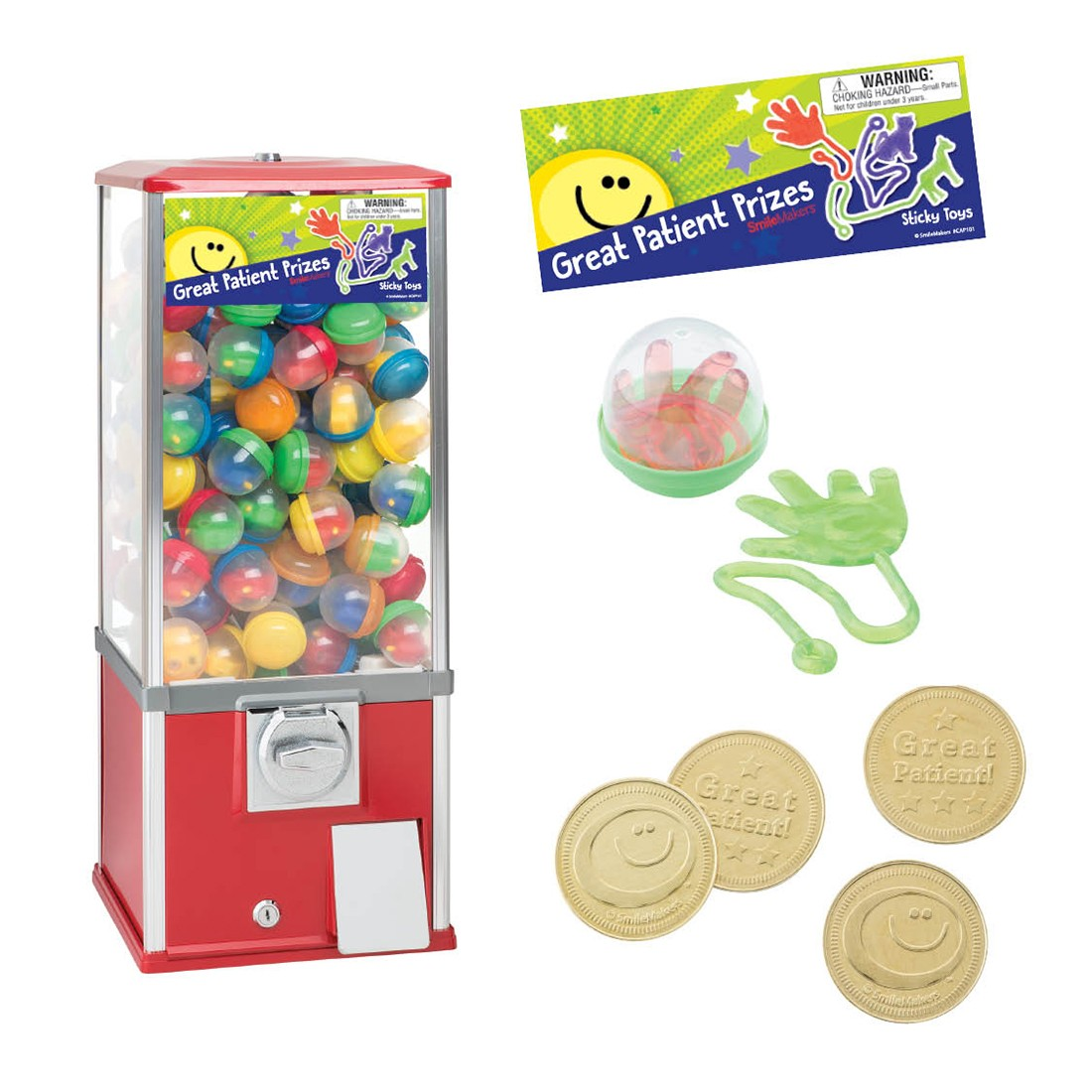 Sticky Toy Vending Machine Starter Pack  [image]