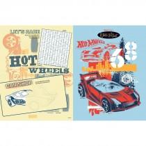 Hot Wheels™ Activity Sheets