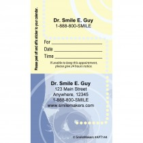 Custom Eye Photo Appointment Cards