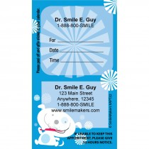 Custom Spot Appointment Cards