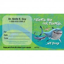 Custom Nemo Patients Are Friends Appointment Cards