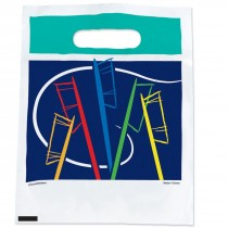 Toothbrush Art Bags