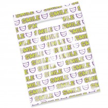 Scatter Print Smile, Smile… Bags