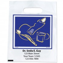 Custom Simple Dental Items Bag