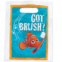 Disney Finding Nemo Got Brush? Bags