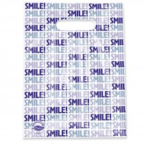 Scatter Oxobiodegradable Smile Bags