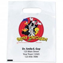 Custom Looney Tunes Great Check Up Bags