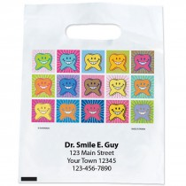 Custom Shining Teeth Bags