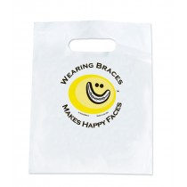 Braces + Happy Faces Bags