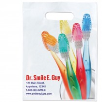 Custom Colourful Toothbrushes Oxobio Full Coloured Bags