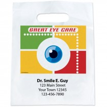Custom Great Eyecare Bags