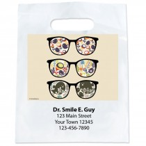Custom Design Lenses Glasses Bags