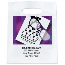 Custom Glasses & Eyechart Bags