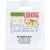 Custom Looking at Life Clearly Bags