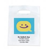 Custom Smile Emoticon Bags